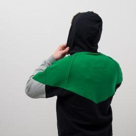 Type Hoodies Mitchell & Ness NBA Boston Celtics Trading Block Hoodie
