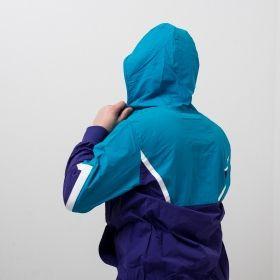 Type Jackets Mitchell & Ness NBA Charlotte Hornets Half Zip Anorak Jacket