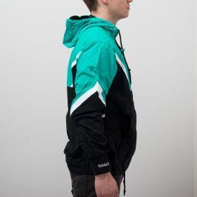 Type Jackets Mitchell & Ness NBA San Antonio Spurs Half Zip Anorak Jacket