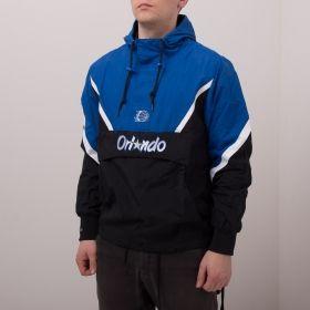 Type Jackets Mitchell & Ness NBA Orlando Magic Half Zip Anorak Jacket