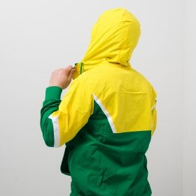 Type Jackets Mitchell & Ness NBA Seattle Supersonics Half Zip Anorak Jacket