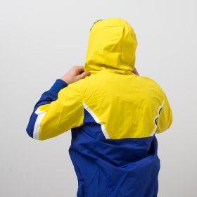 Type Jackets Mitchell & Ness NBA Golden State Warriors Half Zip Anorak Jacket