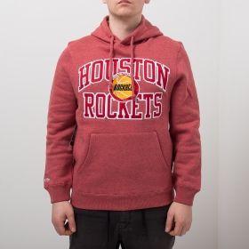 Type Hoodies Mitchell & Ness NBA Houston Rockets Playoff Win Hoody