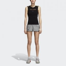 Type Shirts adidas Wmns Barricade Warp Knit Tank Top