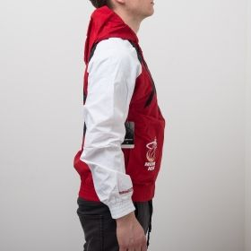 Type Jackets Mitchell & Ness NBA Miami Heat Shark Tooth Jacket