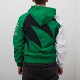 Type Jackets Mitchell & Ness NBA Boston Celtics Shark Tooth Jacket