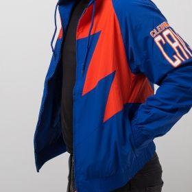 Type Jackets Mitchell & Ness NBA Cleveland Cavaliers Shark Tooth Jacket