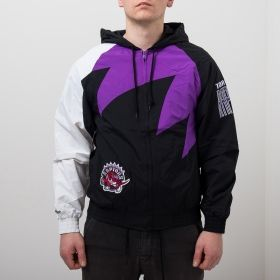 Type Jackets Mitchell & Ness NBA Toronto Raptors Shark Tooth Jacket