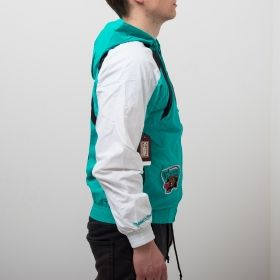 Type Jackets Mitchell & Ness NBA Vancouver Grizzlies Shark Tooth Jacket