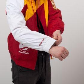 Type Jackets Mitchell & Ness NBA Atlanta Hawks Shark Tooth Jacket
