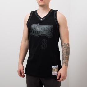 Type Shirts Mitchell & Ness NBA Philadelphia 76ers Allen Iverson 3 Swingman Jersey