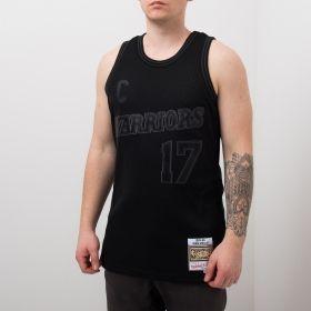 Type Shirts Mitchell & Ness NBA Golden State Warriors Chris Mullin 17 Swingman Jersey