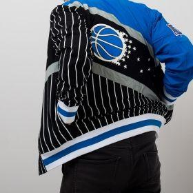 Type Jackets Mitchell & Ness NBA Orlando Magic Authentic Warm Up Jacket