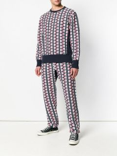 Type Pants Champion Allover C-Logo Print Reverse Weave Pants