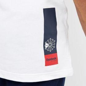 Type Shirts Reebok Classics Short Sleeve Longer Tee