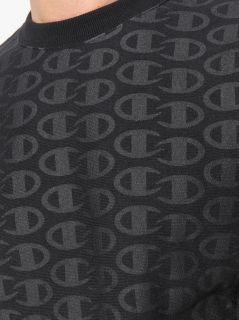 Type Hoodies Champion Logo Sweater