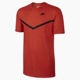 Тениска Nike Futura Mesh Panel Print Tee