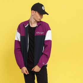 Type Hoodies Champion Reverse Weave Corporate Colour Block Track Top