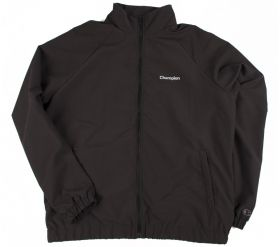 Type Jackets Champion Black 'C' Collection Reverse Weave Full Zip Jacket