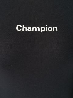 Type Shirts Champion Wmns Black 'C' Collection Reverse Weave Body