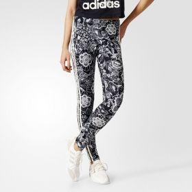 Type Pants adidas Originals WMNS Florido 3 Stripes Leggings