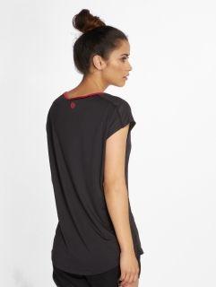 Just Rhyse / T-Shirt Mataura Active in black