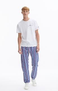 Type Pants Champion Allover C-Logo Print Reverse Weave Jogger