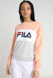Type Hoodies Fila Wmns Leah Crew Sweatshirt