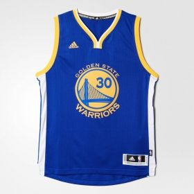 Тениска adidas NBA Golden State Warriors Stephen Curry Swingman Jersey