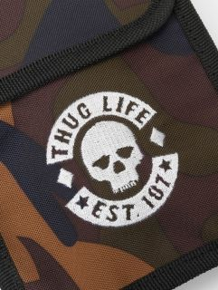 Thug Life / Bag Skull in camouflage