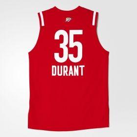Тениска adidas NBA All-Star 2016 Kevin Durant Replica Jersey