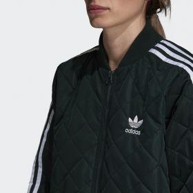 Type Jackets adidas Originals Wmns Long Bomber Jacket