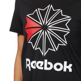 Type Shirts Reebok Classics Wmns Big Logo Graphic Tee