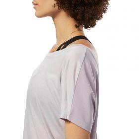 Type Shirts Reebok Wmns Training Supply Tee