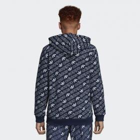 Type Hoodies adidas Originals Monogram Hoodie