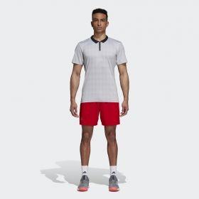 Type Shirts adidas Barricade Polo T-Shirt