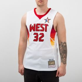 Type Shirts Mitchell & Ness NBA All-Star West 2009 Shaquille O'Neal Swingman Jersey