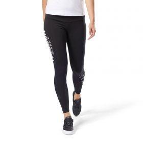Type Pants Reebok Classics Wmns Graphic Leggings