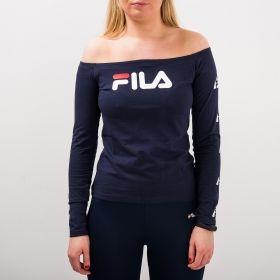Type Shirts Fila Wmns Anna Long Sleeve Top