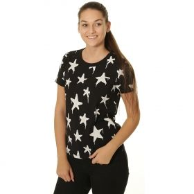 Type Shirts Converse Wmns Graffiti Star T-Shirt