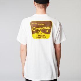 Type Shirts Converse Mountain Club Short Sleeve T-Shirt