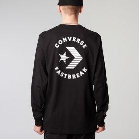 Type Shirts Converse Fast Break Longsleeve T-Shirt