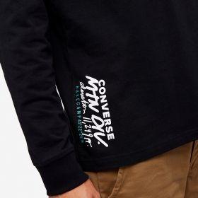 Type Shirts Converse Mountain Club Long Sleeve T-Shirt