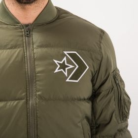 Type Jackets Converse Down Fill Bomber