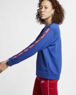 Type Hoodies Nike Wmns Sportswear Logo Crew Sweatshirt