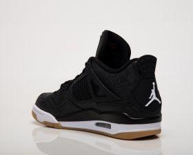 Type Casual Air Jordan 4 SE Laser Black Gum