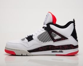 Type Casual Air Jordan 4 Retro Flight Nostalgia
