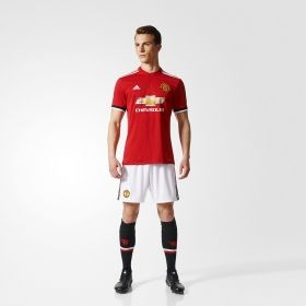 Тениска adidas Manchester United Home Replica Tee
