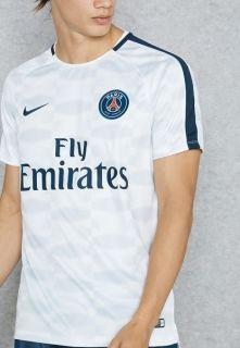 Тениска Nike Paris Saint-Germain Squad Tee