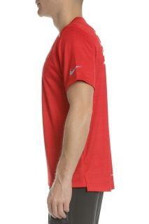 Type Shirts Nike Dri-FIT Miler Graphic Running Top